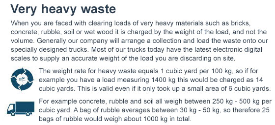waste removal service with a free quote across sw18